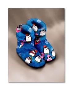 """MASSANA botas para ir por casa """"Pingúinos"""" Z676235"""