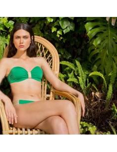 GISELA bikini tipo bandeau con relleno 3/3123 B