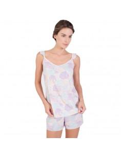 MASSANA pijama de mujer estampado P181225