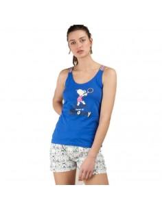 GISELA pijama de mujer con tirantes Snoopy 2/1506