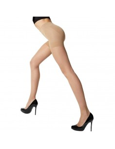 JANIRA panty reductor modelo Short Up Bronze