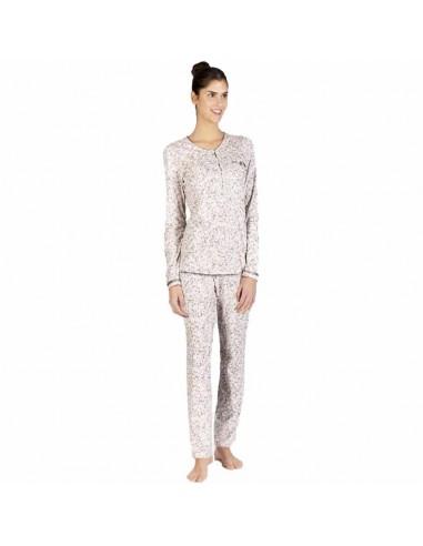 SEÑORETTA pijama de mujer en algodón 182107