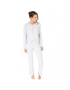 MASSANA pijama de mujer estampado P681257