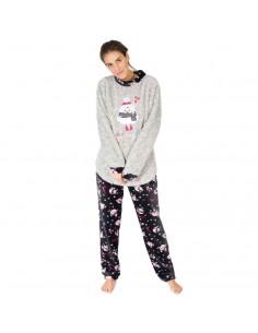 MASSANA pijama de mujer tipo polar P681249