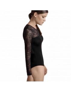 GISELA body camiseta transparente 3/0188