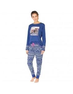 MASSANA pijama de mujer combinado P681201