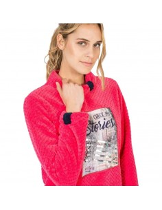 MASSANA pijama de mujer en coralina P681228