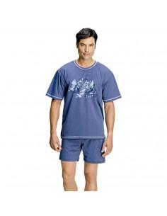 ASSMAN pijama de hombre para verano 7278