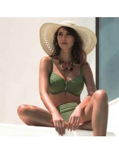 NURIA FERRER bikini copa D liso 60-1 D