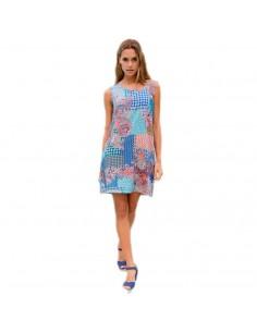 MASSANA vestido de mujer sin mangas L197260