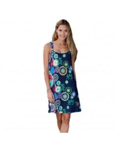 MASSANA vestido de mujer con tirantes L197272