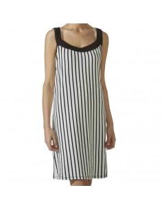 JANIRA vestido de tirantes anchos Rail Dress IM