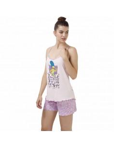 JAVIER GOLMAR pijama de mujer Simpsons 4136