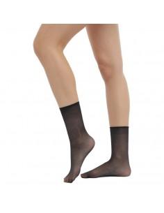 FILODORO pack 2 calcetines cortos Velato 20