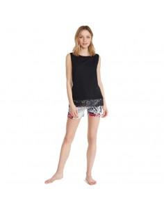 PROMISE pijama de mujer sin mangas N07122