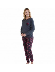 MASSANA pijama de mujer con tapeta P691245