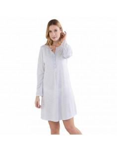 MASSANA camisón de mujer con tapeta larga L697238