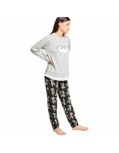 GISELA pijama de mujer Bugs...