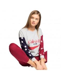GISELA pijama de mujer Coca...