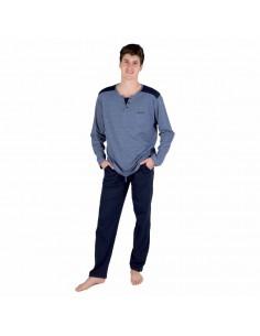 PETTRUS pijama de hombre en...