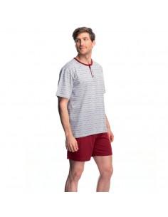 ASSMAN pijama de hombre con...