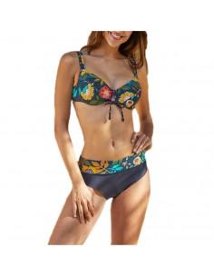 ISABEL MORA bikini copa C...