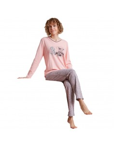 CUE pijama de mujer de...