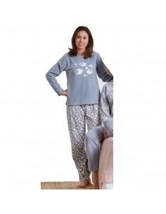 CUE pijama de mujer con...