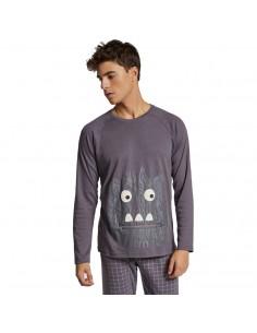GISELA pijama de hombre con...