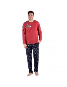 PETTRUS pijama hombre de...