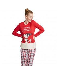 GISELA pijama de Snoopy de...