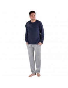 PETTRUS pijama de hombre de...