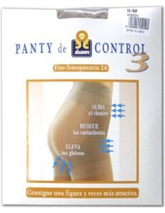 DUSEN panty de control 20 D 9076